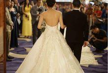 Indru & Cilla Wedding by evelingunawijaya