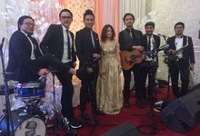 The Wedding Of Alfin & Milka by Venus Entertainment
