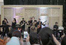 Wedding Of Mita & Mirzy With Reza Artamevia by Sherina Music Entertainment