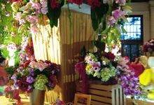 Wedding At The Atrium by Bali Indah Catering