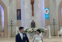 Michael & Metta Wedding 7 Apr 2018 by David Entertainment