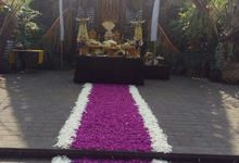 RITA & MARK ELOPMENT WEDDING by Visesa Ubud