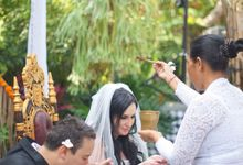 RITA & MARK ELOPMENT WEDDING by Visesa Ubud