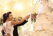 wedding of stefany and leo by Vivi Valencia