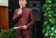 Wedding Desta & Ikram... Adat Jawa & Palembang by David Entertainment