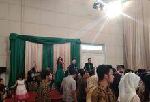 Agni & Astri Wedding.. Sunda Bride by David Entertainment
