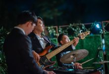 The Wedding of wahyu & Ellyana by Solala Orchestra Entertainment