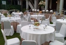 Bali Indah Catering for Gedung Arsip Nasional by Bali Indah Catering