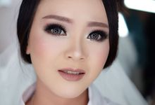 Bridal Make Up, Makeup Party by Beauty by Miss Apple