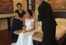 The Wedding of Tia & Boy by Kana Wedding Bali