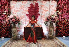 Gown for Mother by Sisca Tjong