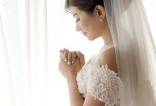 Mellisa's  Wedding Day by Alvon Makeup