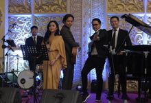 The Wedding Of Puti & Chaidir by Venus Entertainment