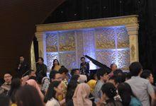 The Wedding Of Puti & Chaidir by Venus Entertainment