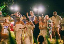Wedding Jamie & Anita (From Australia) by DJ Berlin Bintang