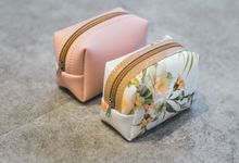 Zipper Pouch Series by L'estudio