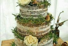 Wedding Cakes by Dorcas Floral