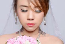 Glam Make Up Artist & Hairstylist by Dorcas Floral