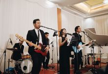 The Wedding Of Willy & Laura by Venus Entertainment