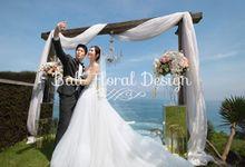 Wedding at the Edge of the World by Kana Wedding Bali