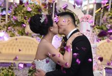 HANS & AYREN WEDDING 28 April 2018 by Priceless Wedding Planner & Organizer