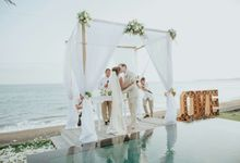 Wedding At Villa Roshita by Batik Bali Wedding