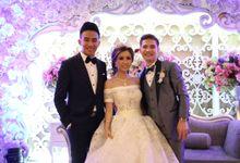 The Wedding Of Yoris & Patricia by Venus Entertainment