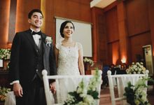 Vella & Michael by ProjectDEA Wedding Planner