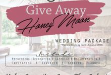 Give Away! Free Honeymoon* by Banyumili