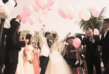 Beach Wedding Party, Ivan & Sherliana by David Entertainment