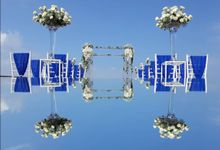 Royal Blue Wedding by CITTA Wedding