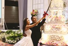 The Wedding Of Shandy & Farica by Barcode Organizer