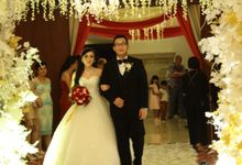 The Wedding Of Baskoro & Lia by David Entertainment