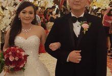 The Wedding Of Baskoro & Lia by David Entertainment