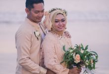 Beach Wedding by Just Married Bali Wedding