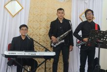 Agil & Citra Wedding by Dix Music Entertainment