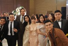 The Wedding Of Iswara & Evelin by Venus Entertainment