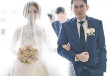 the Wedding of Charles & Yulient by Yumi Katsura Signature