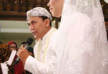 Nova And Fahmi Wedding by Aorora Catering & WO