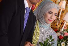 Luluk Nofalia Wedding Bouquet by FILLEA FLEUR
