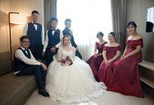 Chandra & Yovie Wedding by DESPRO Organizer