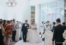 Nobu & Rachel, Reception by Andie Oyong Project