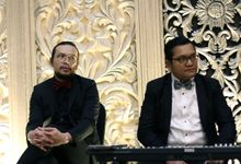 Wedding At IKK Plaza Mandiri by dewwimusicentertainment