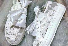 Wedding Sneaker by Wedding shoes by Biondi
