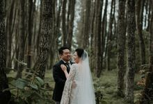 Eliza & Steven Wedding At PineHill Cibodas by Josh & Friends Entertainment