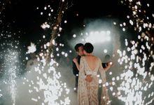 Eliza & Steven Wedding At PineHill Cibodas by Josh & Friends Entertainment