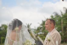 MIKE & ESTHER WEDDING by Visesa Ubud