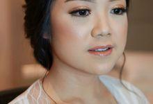 Bride Tania (Singapore Wedding) by Chesara Makeup