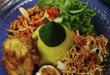Nasi Tumpeng Mini by TiMM Catering