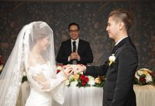 The Wedding Of Yoris & Patricia - 19.05.2018 by Sugarbee Wedding Organizer
